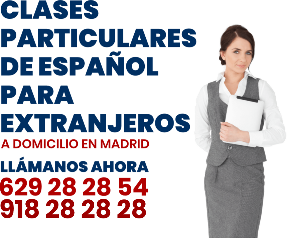 clases particulares de español para extranjeros