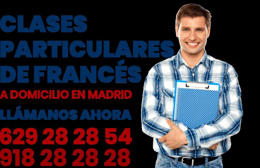 clases particulares de Francés en Madrid